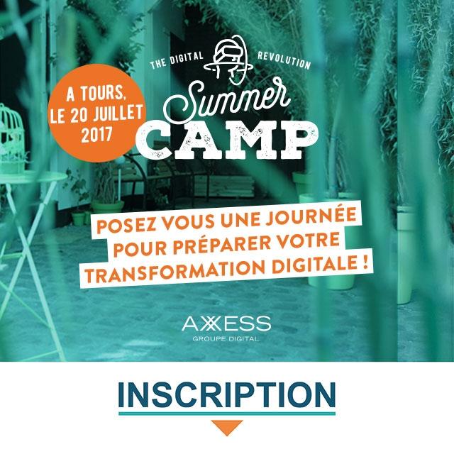 SUMMER CAMP TOURS 20 juillet