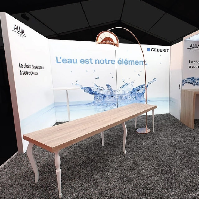 GEBERIT AU SALON LEROY MERLIN