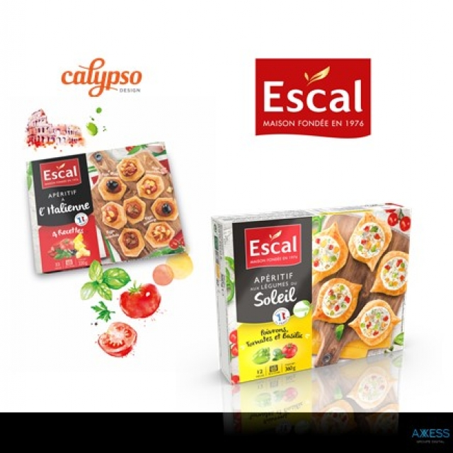 ESCAL CHOISIT CALYPSO DESIGN