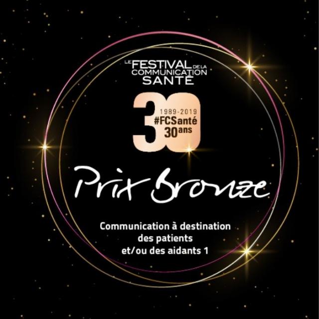 Un Prix au Festival de Deauville !