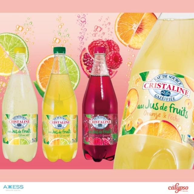 Nouvelle création packaging pour Calypso Design
