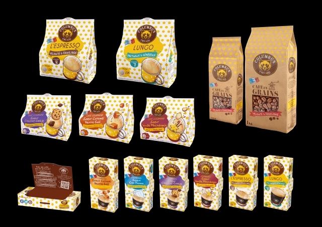 Gamme Packaging Columbus