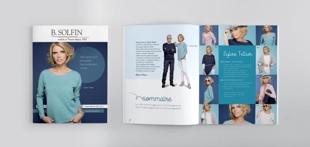 Catalogue Bernard Solfin