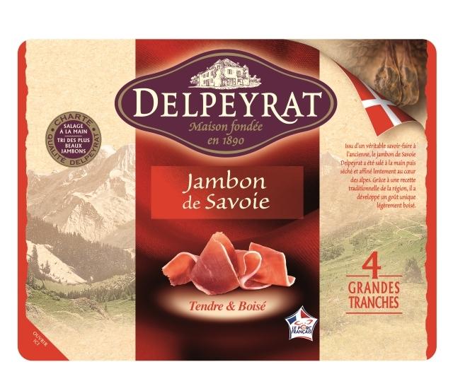 DELPEYRAT - Jambon Authentique Savoie