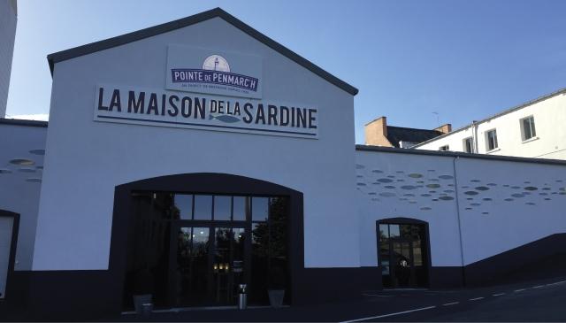 PHOTO MAISON DE LA SARDINE