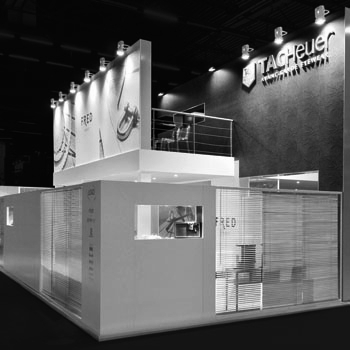 Tag heuer Stand