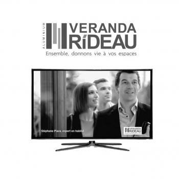 Véranda Rideau