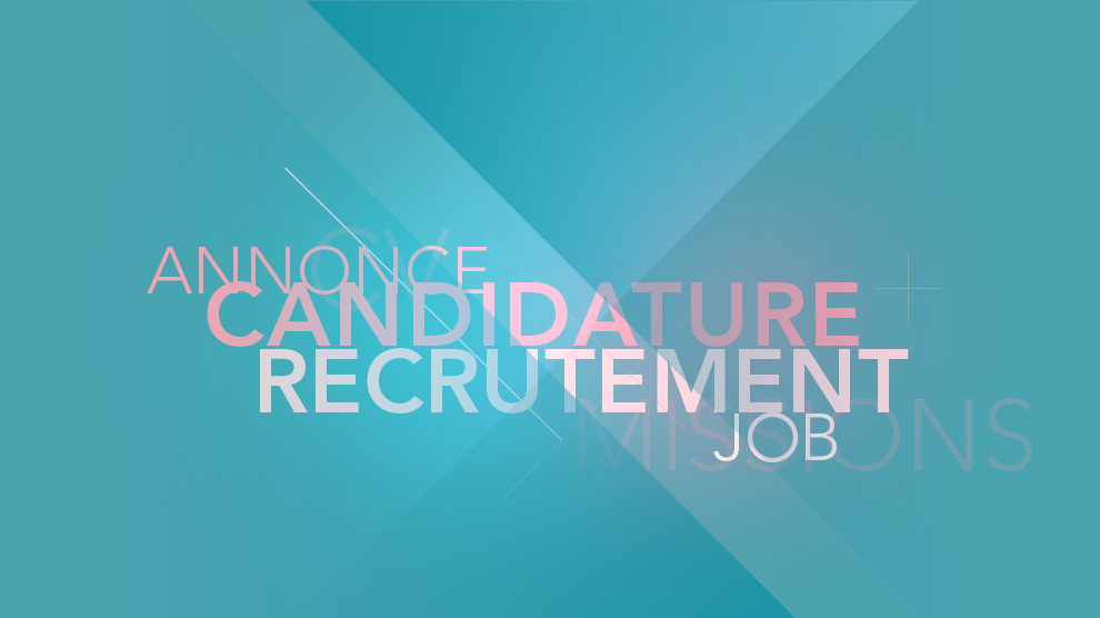 Annonce - Candidature - Recrutement - Job